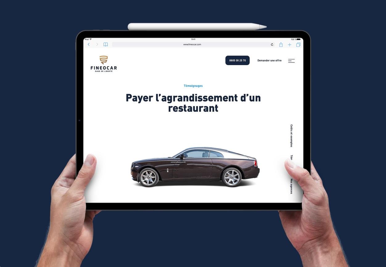 Site internet Alsace - Argent : cette entreprise rachète votre voiture comme le prêt sur gage